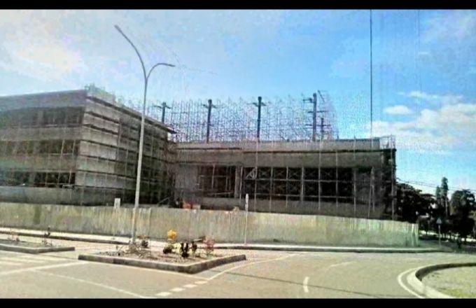 Konstrusaun Edifisiu Administrasaun RAEOA
